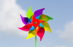 Pinwheel. Royalty Free Stock Photos