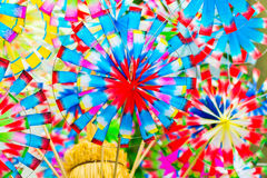 Pinwheel Royalty Free Stock Photography