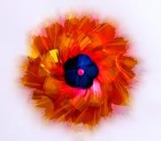 Pinwheel de jouet dans le mouvement Photos libres de droits