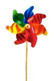 pinwheel tęcza Zdjęcie Royalty Free
