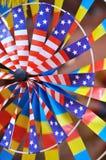Pinwheel toys Stock Image
