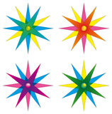 Pinwheels Royalty Free Stock Images