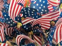 Free Pinwheels Fourth Of July United States Stock Photo - 117650020