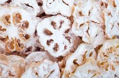 Pinwheels, a sugary desert. Royalty Free Stock Image