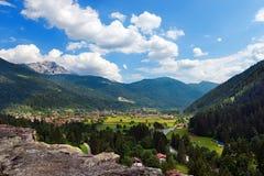 Pinzolo - Val Rendena Trento Italy Stock Image