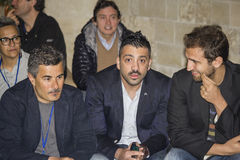 Pio amedeo paolo genovese actors Stock Photos