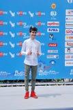 Pio Luigi Piscicelli al Giffoni Ekranowy festiwal 2016 Obraz Royalty Free