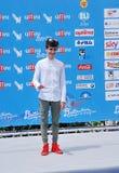 Pio Luigi Piscicelli al Giffoni Ekranowy festiwal 2016 Obrazy Royalty Free