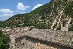 Piobbico (gränser) Arkivbilder