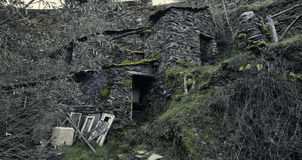Piodao is a very old little mountain village,in Arganil,Portugal Stock Photos