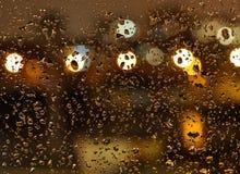 Pioggia. Fotografie Stock Libere da Diritti