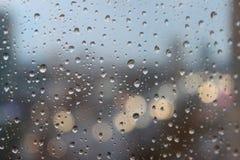 Pioggia Fotografia Stock