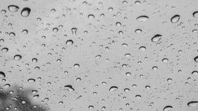 Pioggia del tempo Fotografia Stock Libera da Diritti