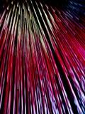 Pioggia del tubo di acciaio Fotografie Stock Libere da Diritti