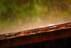 Pioggia magica Fotografia Stock Libera da Diritti