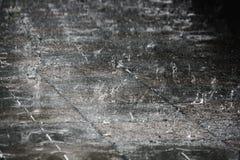 Pioggia persistente che spruzza sulla via Immagine Stock Libera da Diritti