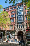 Pioneer Building In Seattle, WA Stock Photography