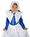Pioneer child stock image