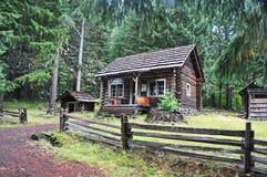 Pioneer Depot Stock Photo