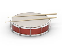 Pioneer Drum Royalty Free Stock Photos