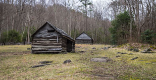 Pioneer Farm In The Great Smoky Mountains National Park Royalty Free Stock Photography