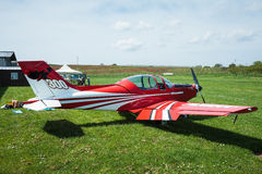 Pioneer 300 Hawk Ultralight Airplane Royalty Free Stock Photography