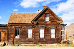 Pioneer Home Royalty Free Stock Photos
