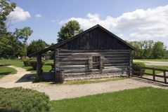 Pioneer Homestead Stock Photography
