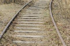 Pioneer Railway Royalty Free Stock Image