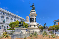 Pioneers Monument San Francisco Royalty Free Stock Photography