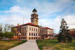 Pioneers museum in Colorado Springs, Colorado Stock Photography