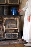 Pionier Cook Royalty-vrije Stock Afbeeldingen