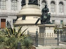 Pioniermonument, San Francisco Civic Center, 7 stockbilder