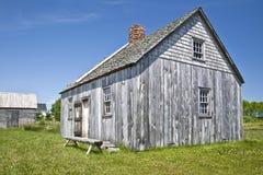 Pionierski Dom Fotografia Stock