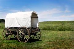 pionierski furgon Obrazy Stock