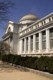 pionowe Smithsonian budynku. zdjęcie stock