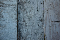 Pionowo biała drewniana tekstura Fotografia Royalty Free