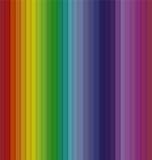 Pionowo Kolorowego widma Pasiasty Bezszwowy tło royalty ilustracja
