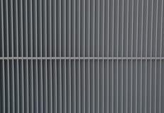 Pionowo linii wentylaci zakończenie w górę tło tekstury Fotografia Royalty Free