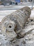 Pionowo wiertniczego takielunku auger Zdjęcie Stock