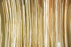 pionowo złote tło linie Zdjęcia Stock
