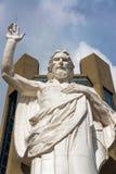 Pionowo zbliżenie widok Jezus obraz royalty free