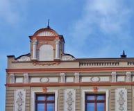 Piotrkowskastraat - Lodz, Polen, Stock Foto
