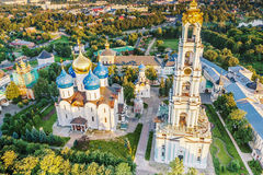 Piously-Troitsk Sergieva degli allori Immagini Stock