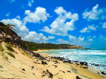 Pipa Beach in Brazil Royalty Free Stock Photo