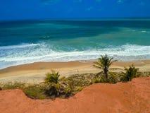 Pipa Beach in Brazil Stock Photos