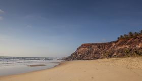 Pipa, Tibau do Sul - Rio Grande do Norte, Brazil. Beach Pipa, Tibau do Sul - Rio Grande do Norte, Brazil Royalty Free Stock Image