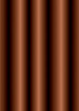Pipe. Brown background withe black,the old pipe Stock Photo