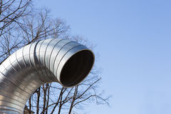 Pipe air vent  Royalty Free Stock Photos