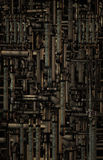 Pipe background Royalty Free Stock Photos